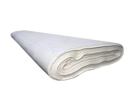 Бязь отбеленная плотность 120-125 гр ширина 150 см