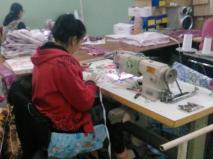 Изготовление подушек сидушек