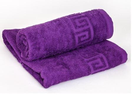 Махровые полотенца 50 на 70