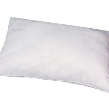 Подушка из гречки 40х40 чехол полиэстер