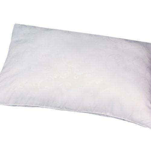 Подушка из гречки 40х40 чехол полиэстер фото