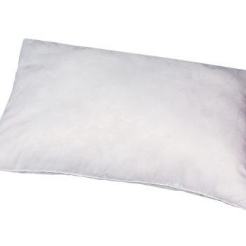 Подушка из гречки 70х70 чехол полиэстер
