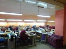 Пошив готовых изделий