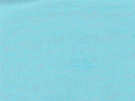 Ткань бязь однотонная гладкокрашеная бирюзовая цвет 105