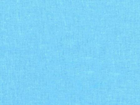 Ткань бязь однотонная гладкокрашеная голубая цвет 292