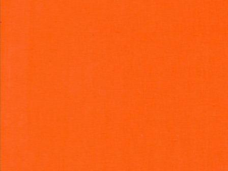 Бязь оранжевая плотность 100 гр/м2 ширина 150 см