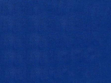 Ткань бязь однотонная гладкокрашеная пл 100 гр ширина 150 синяя