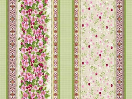 Ткань вафельное полотно для полотенец TXVN150-2 150 гр/м2 150см