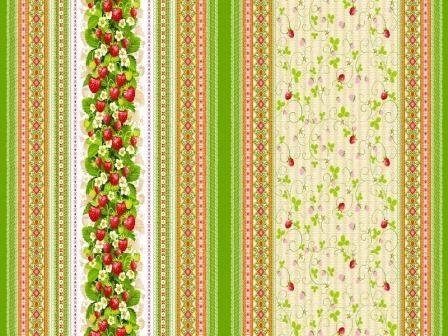 Ткань вафельное полотно для полотенец 18807 вид 1
