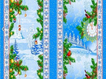 Ткань вафельное полотно для полотенец 18870 150 гр/м2 150см