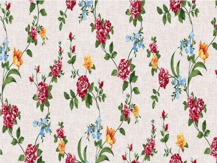 Вафельная скатерть на стол 150х220 см цветочное настроение 18894 вид 2