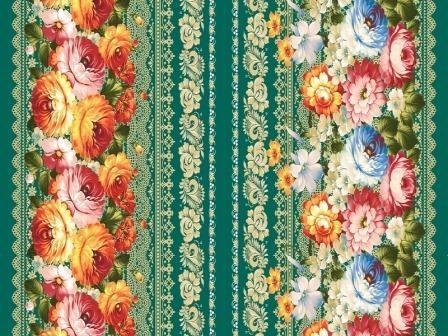 Ткань вафельное полотно для полотенец 18918 вид 1
