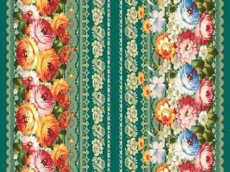 Ткань вафельное полотно 18918 150 гр/м2 150см
