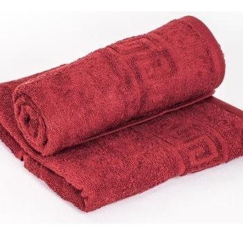 Банные полотенца для сауны и бассейна