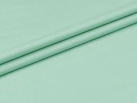 Сатин однотонный гладкокрашеный 115 гр/м2 245 см голубая лагуна