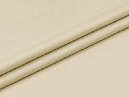Сатин однотонный гладкокрашеный 115 гр/м2 245 см холодный бежевый
