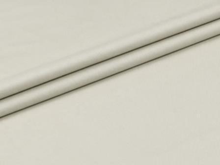 Ткань сатин однотонный слоновая кость