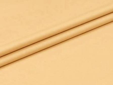 Сатин однотонный гладкокрашеный 115 гр/м2 245 см теплый бежевый